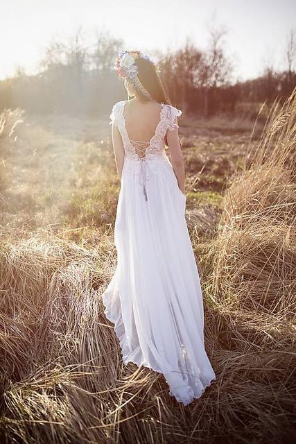 Svadobné šaty zo Slovenska