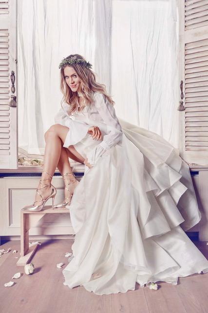 Svadobné topánky: čarovné inšpirácie pre každú nevestu