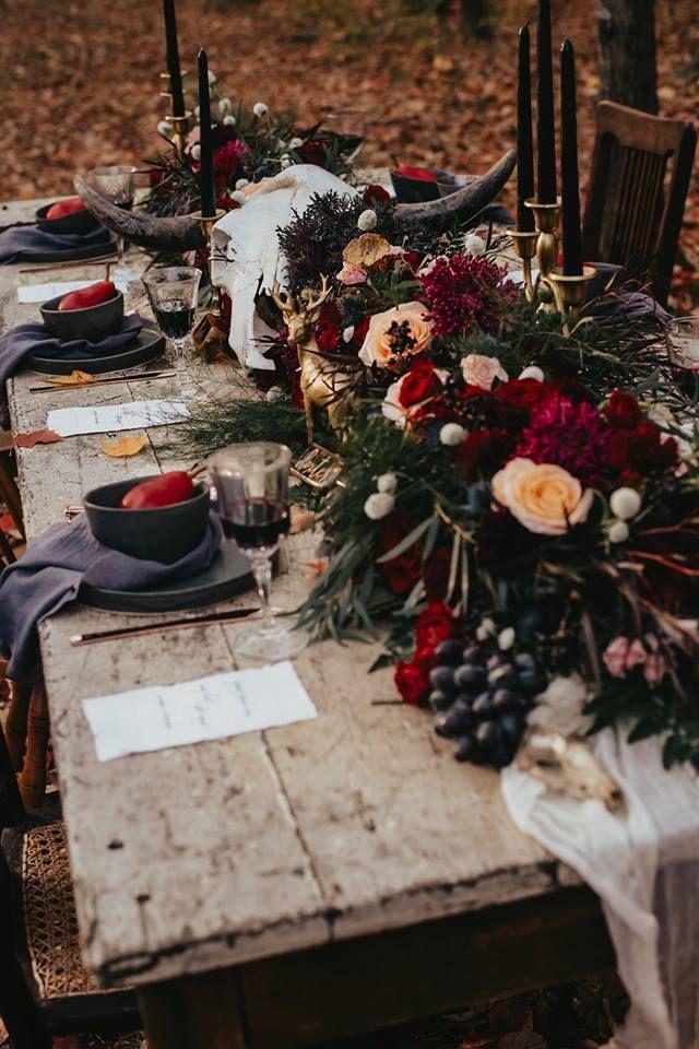 Jesenné inšpirácie pre svadbu snov vroku 2019