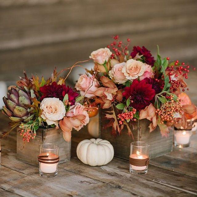 Jesenné inšpirácie pre svadbu snov vroku 2020