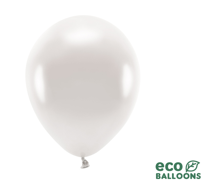 Eko Balóny - Perleťová - 26 cm (20ks)