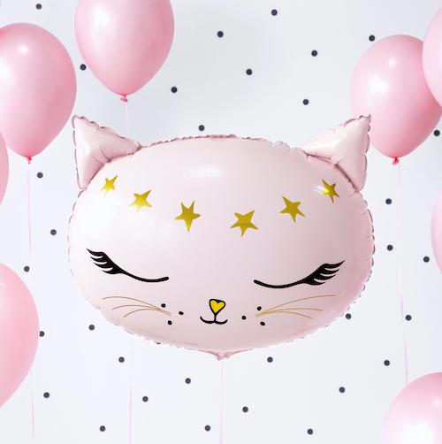 Folióvý Balón - Mačička