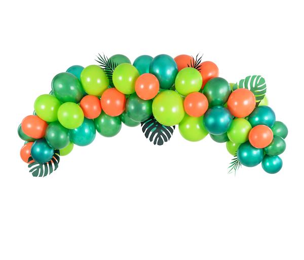 Balónová Brána - Dino (60ks)