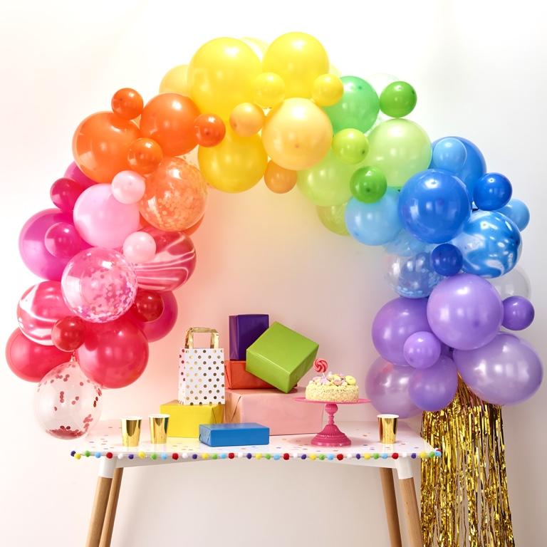Balónové Brány a Steny