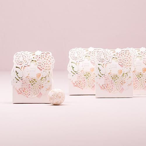Krabička - Kvetinová Záhrada
