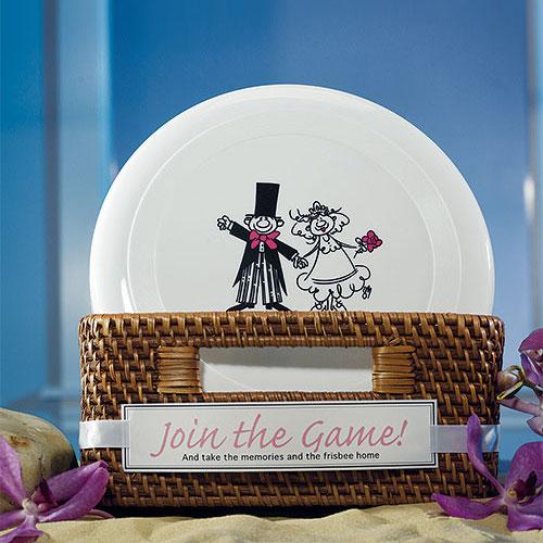 Frisbee - Ženích a Nevesta