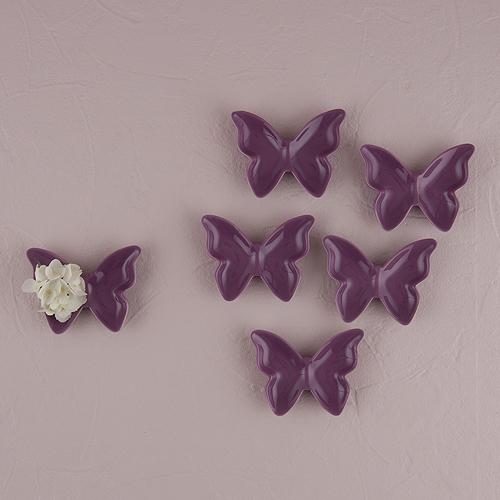 Svadobné Dezertné Taniere - Motýľ