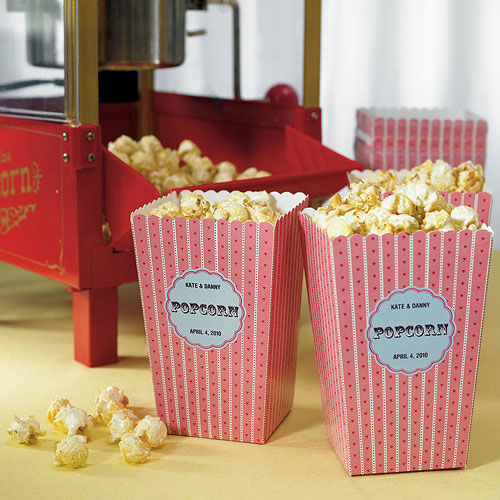 Krabička na Popcorn (12ks)