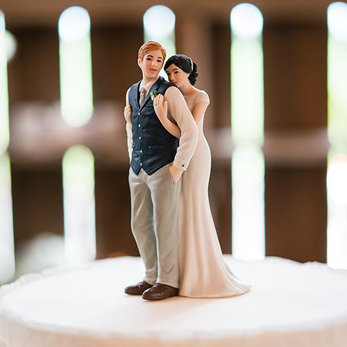 Svadobný Pár - Sladké Objatie