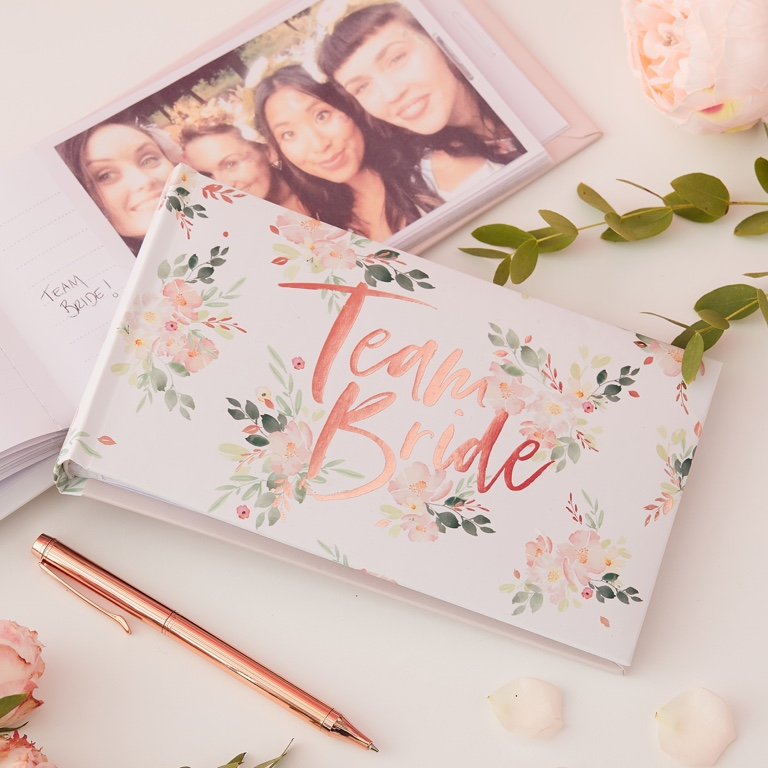 Fotoalbum - Team Bride - Kvietky
