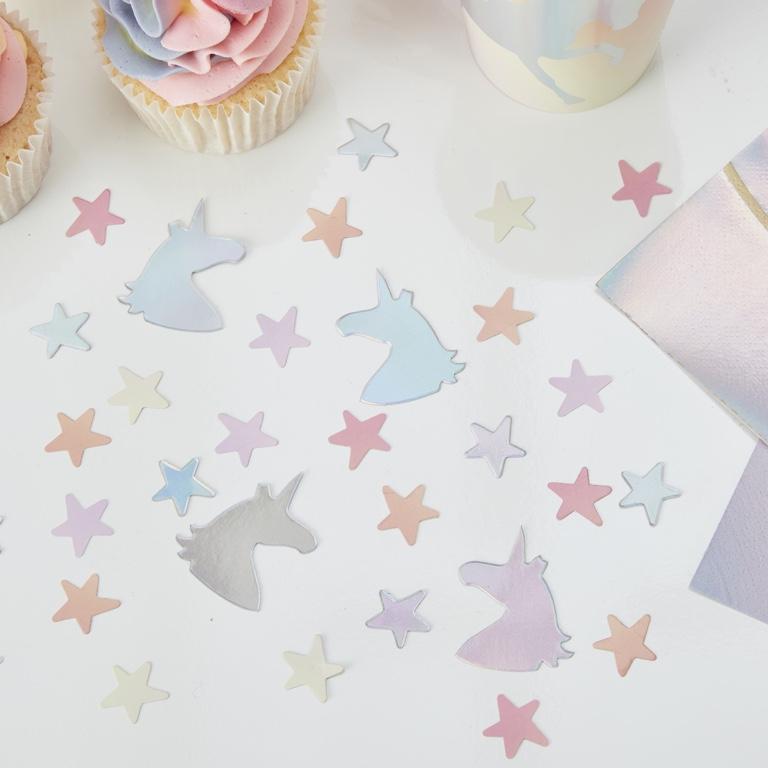 Konfety - Jednorožci a Hviezdy - Make a Wish (14g)
