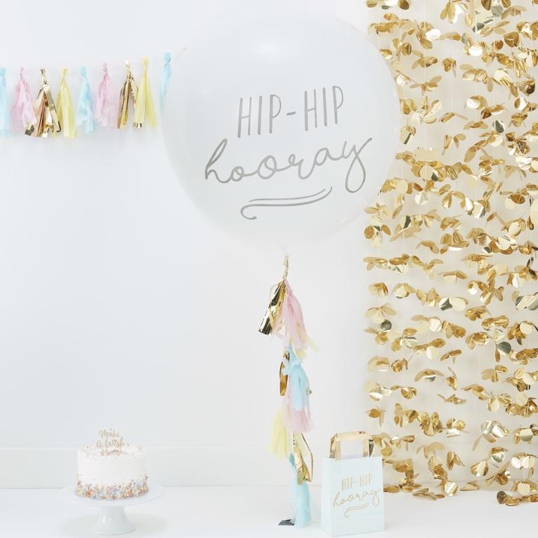 Balón so Strapcami - Veľký - Pick & Mix (90cm)